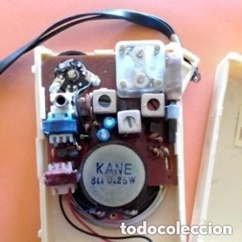Radios antiguas: RADIO TRANSISTOR AM INTERNATIONAL VINTAGE, FUNCIONANDO - Foto 2 - 253551145