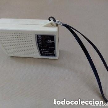 Radios antiguas: RADIO TRANSISTOR AM INTERNATIONAL VINTAGE, FUNCIONANDO - Foto 3 - 253551145