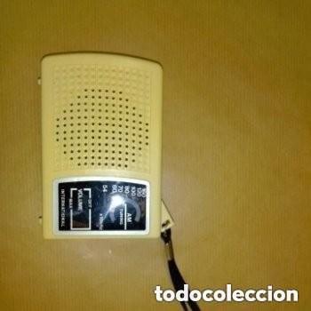 Radios antiguas: RADIO TRANSISTOR AM INTERNATIONAL VINTAGE, FUNCIONANDO - Foto 6 - 253551145