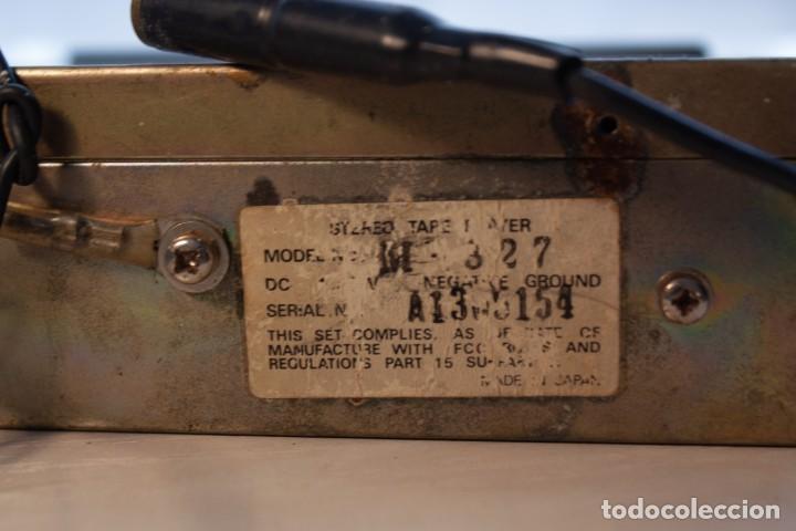 Radios antiguas: Radio Casette Punto Azul (años 80) - Foto 6 - 253573675