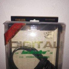 Radios antiguas: AURICULARES YAMAHA CR-CD8906 AÑOS 80S, 90S, EN SU CAJA ORIGINAL. Lote 253811235