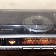 Rádios antigos: RADIO CASSETTE Y TOCADISCOS GRUNDIG STUDIO 3010 E, FUNCIONA. VER VÍDEO.. Lote 254036305