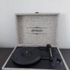 Radios antiguas: REPRODUCTOR VINILOS RETRO. Lote 254215615