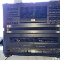 Radios antiguas: ANTIGUA CADENA DE MÚSICA SHARP. Lote 254394305