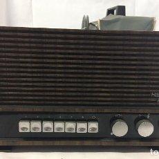 Radios antiguas: HILO MUSICAL HASLER MODELO ALBENIZ. Lote 254508545