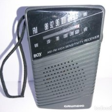 Radios antiguas: RADIO TRANSISTOR GRUNDIG BOY 45. Lote 254614990