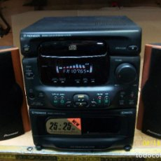 Radios antiguas: EQUIPO DE MUSICA-PIONNER-CD-MODELO XR P150. Lote 254624160