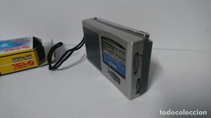 Radios antiguas: Radio transistor Orbit RF800 - Foto 3 - 254791950