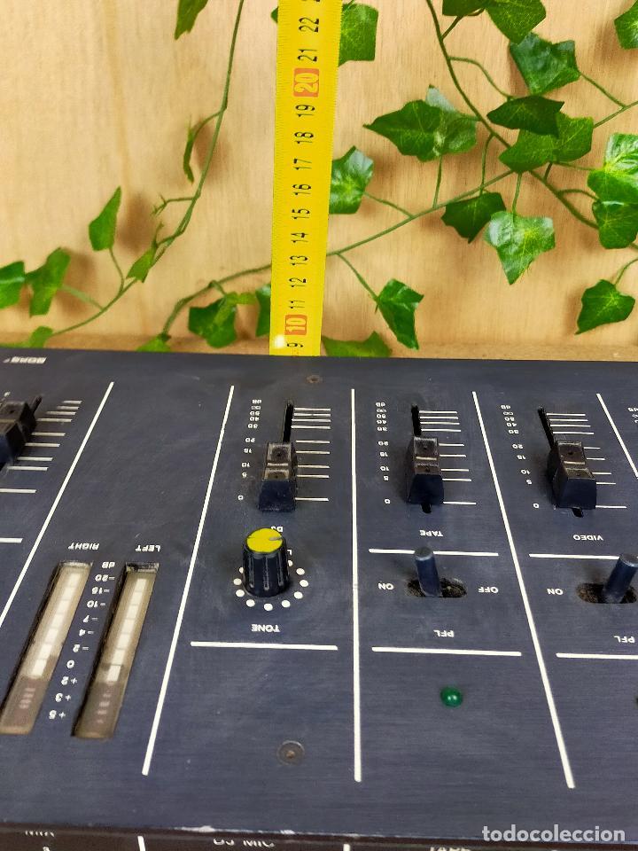 Radios antiguas: BOSS PROFESIONAL DISCOMIXER FUNCIONANDO - Foto 2 - 254806690