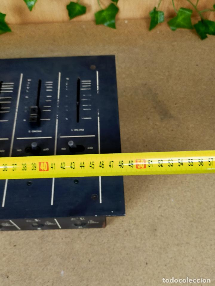 Radios antiguas: BOSS PROFESIONAL DISCOMIXER FUNCIONANDO - Foto 3 - 254806690