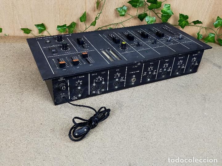 Radios antiguas: BOSS PROFESIONAL DISCOMIXER FUNCIONANDO - Foto 5 - 254806690