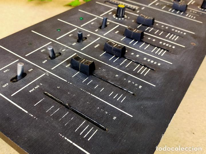 Radios antiguas: BOSS PROFESIONAL DISCOMIXER FUNCIONANDO - Foto 7 - 254806690
