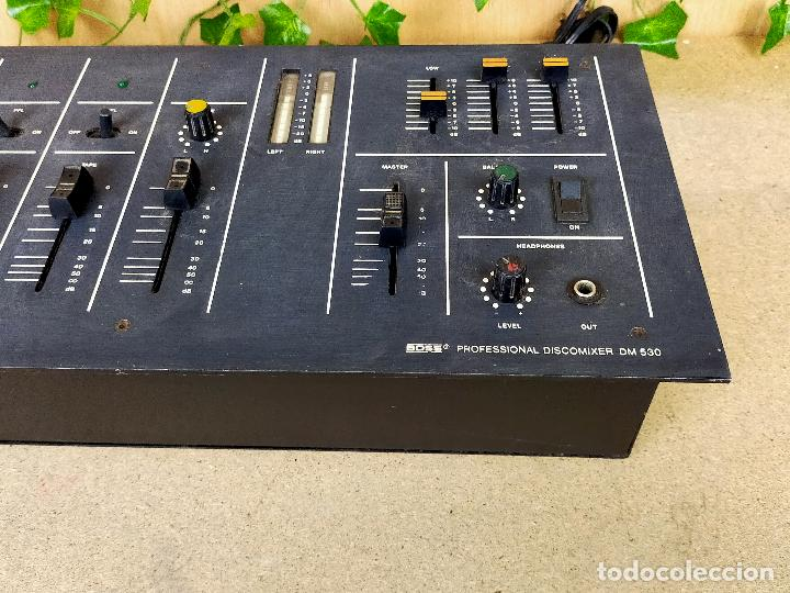 Radios antiguas: BOSS PROFESIONAL DISCOMIXER FUNCIONANDO - Foto 9 - 254806690