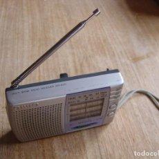 Radios antiguas: RADIO TRANSISTOR AIWA. A PILAS. FUNCIONANDO PERFECTAMENTE. BUENA CONSERVACIÓN.. Lote 254838930