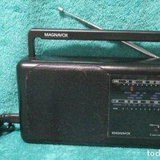 Radios antiguas: RADIO TRANSISTOR MAGNAVOX MODELO NT 40 12/06. Lote 254881845