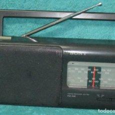 Radios antiguas: RADIO TRANSISTOR SONY MODELO ICF - 780. Lote 254885665
