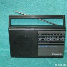 Radios antiguas: RADIO TRANSISTOR PANASONIC MODELO RF- 542. Lote 254900210
