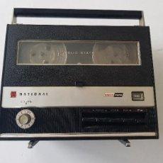 Radios antiguas: TAPE RECORD RQ120S-PANASONIC-MATSUSHITA-NATIONAL-JAPON 1966. Lote 254956300