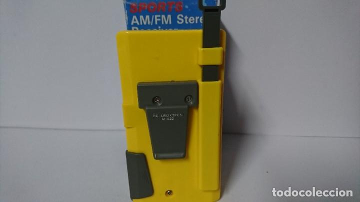 Radios antiguas: Radio transistor Sports Al 522 - Foto 4 - 254987425