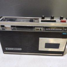 Radios antiguas: RADIO CASSETTE SANYO MR 4112 F. Lote 255385880