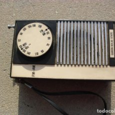 Radios antiguas: RADIO PORTATIL. Lote 255922695