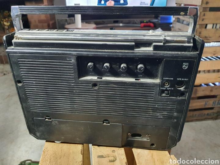 Radios antiguas: Antigua Radio Philips - Foto 3 - 256022900