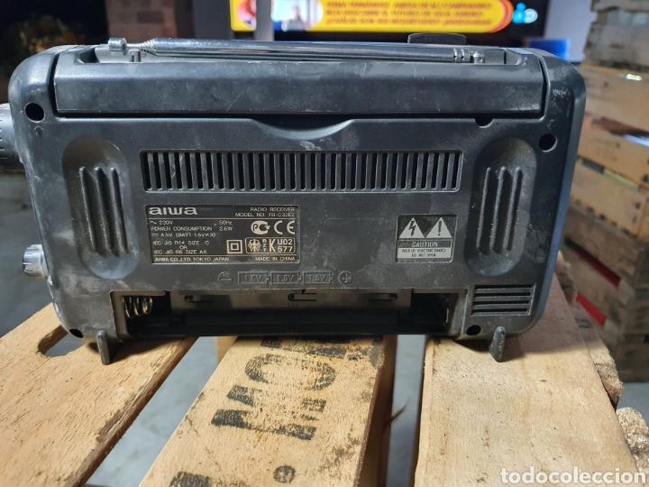 Radios antiguas: Antigua radio AIWA - Foto 2 - 256036515