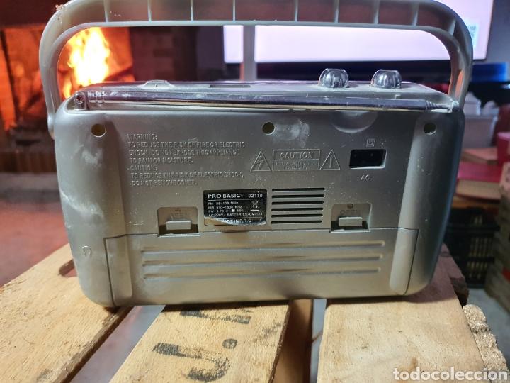 Radios antiguas: Antigua Radio PRO BASIC - Foto 2 - 256043725