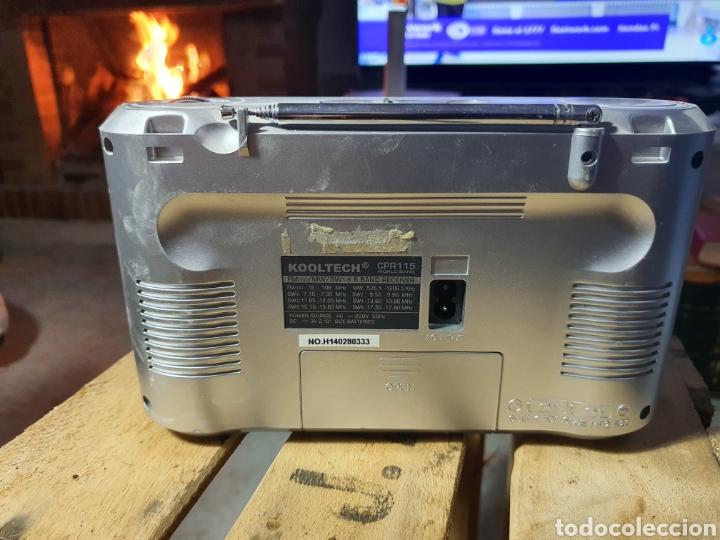 Radios antiguas: Antigua radio KOOLTECH - Foto 2 - 256044230