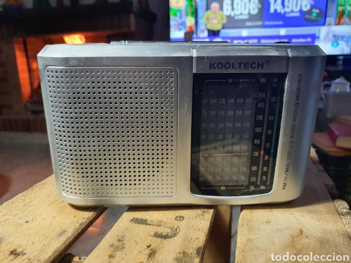 ANTIGUA RADIO KOOLTECH (Radios, Gramófonos, Grabadoras y Otros - Transistores, Pick-ups y Otros)