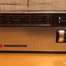 Radios antiguas: RADIO NATIONAL PANASONIC R-306 , FUNCIONA, VER VÍDEO.. Lote 257501195