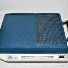 Radios antiguas: RADIO TOCADISCOS COSMO A 2040 REPARAR O PIEZAS. Lote 257515660