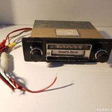 Rádios antigos: RADIO-CASSETTE DE COCHE SANYO FT 210M. Lote 258517640