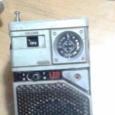 Radios antiguas: TRANSISTOR INTERNATIONAL LED. Lote 259322090