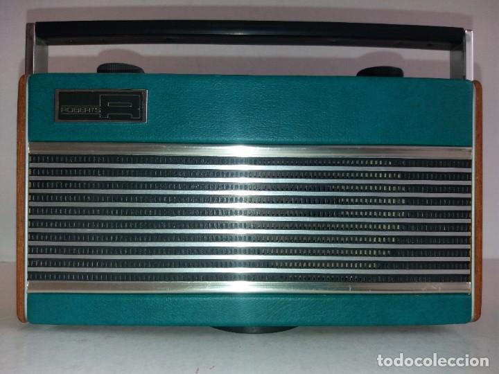 Radios antiguas: PRECIOSO RADIO TRANSISTOR RAMBLER VINTAGE AÑOS 60s - Foto 10 - 260093330