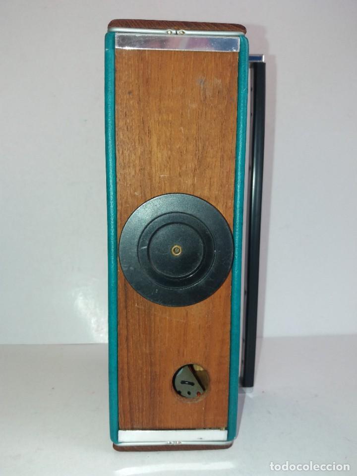 Radios antiguas: PRECIOSO RADIO TRANSISTOR RAMBLER VINTAGE AÑOS 60s - Foto 20 - 260093330