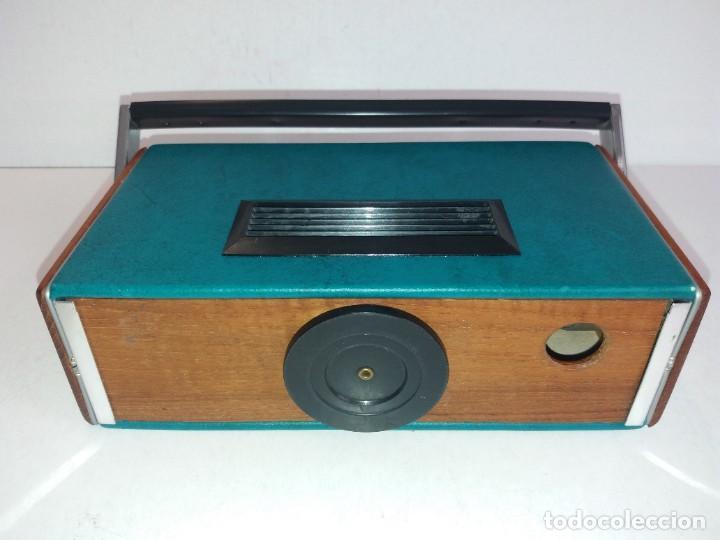 Radios antiguas: PRECIOSO RADIO TRANSISTOR RAMBLER VINTAGE AÑOS 60s - Foto 21 - 260093330