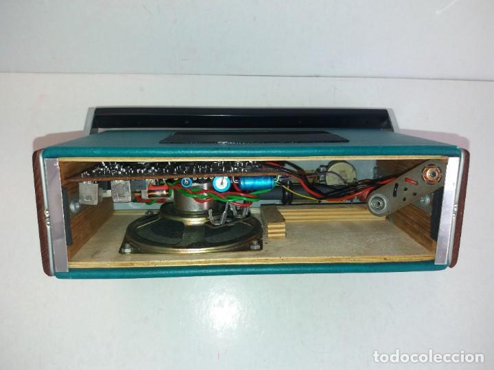 Radios antiguas: PRECIOSO RADIO TRANSISTOR RAMBLER VINTAGE AÑOS 60s - Foto 26 - 260093330