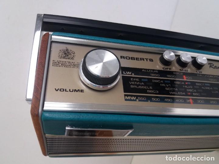 Radios antiguas: PRECIOSO RADIO TRANSISTOR RAMBLER VINTAGE AÑOS 60s - Foto 31 - 260093330