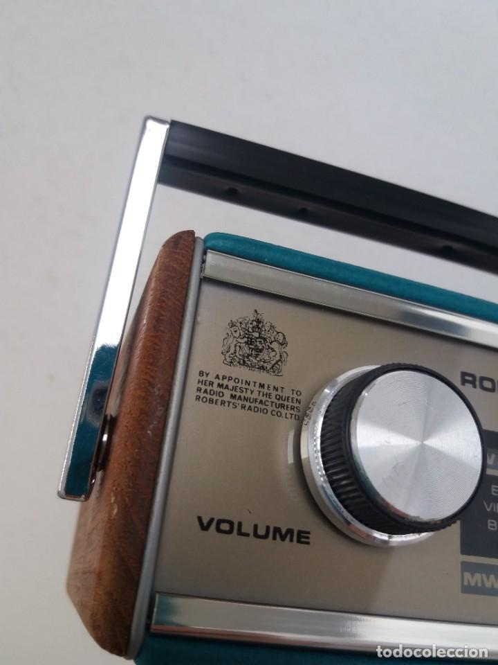 Radios antiguas: PRECIOSO RADIO TRANSISTOR RAMBLER VINTAGE AÑOS 60s - Foto 32 - 260093330