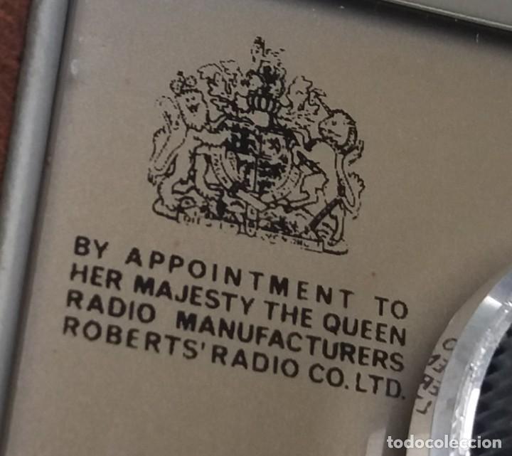 Radios antiguas: PRECIOSO RADIO TRANSISTOR RAMBLER VINTAGE AÑOS 60s - Foto 33 - 260093330