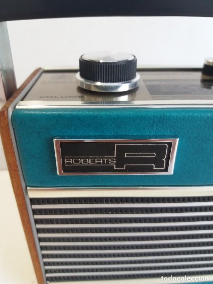 Radios antiguas: PRECIOSO RADIO TRANSISTOR RAMBLER VINTAGE AÑOS 60s - Foto 34 - 260093330