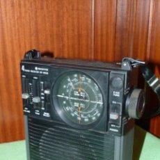 Rádios antigos: BONITA RADIO SANYO 4 BAND RECEIVER RP 8300 FUNCIONANDO RECEPTOR VINTAGE COLECCION. Lote 260605585