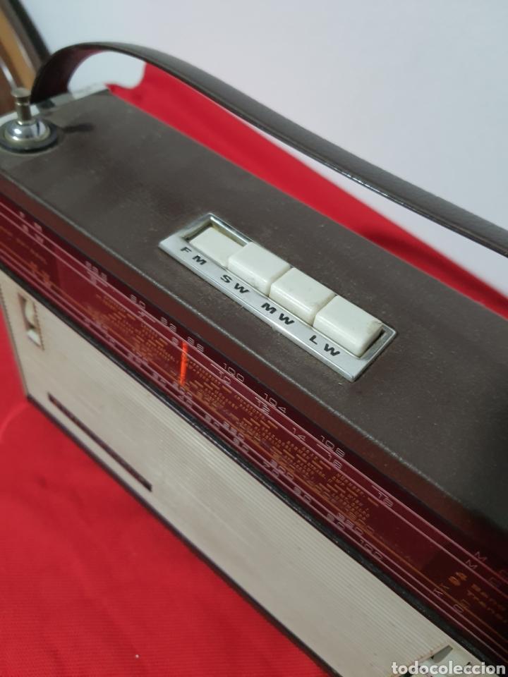 Radios antiguas: Radio transistor Hitachi . HI - phonic - Foto 2 - 260812665