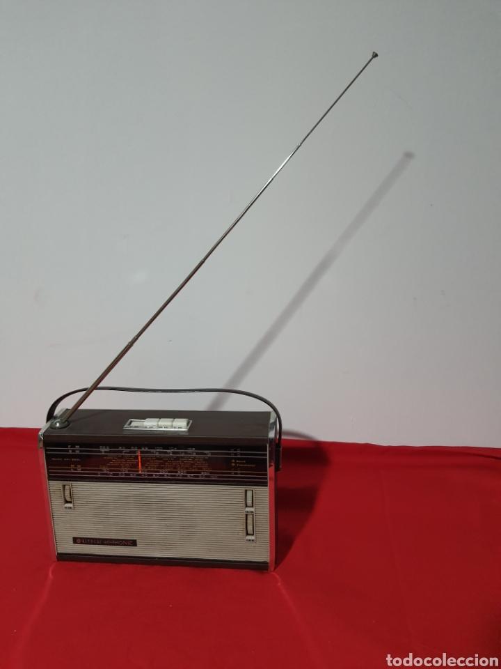 Radios antiguas: Radio transistor Hitachi . HI - phonic - Foto 3 - 260812665