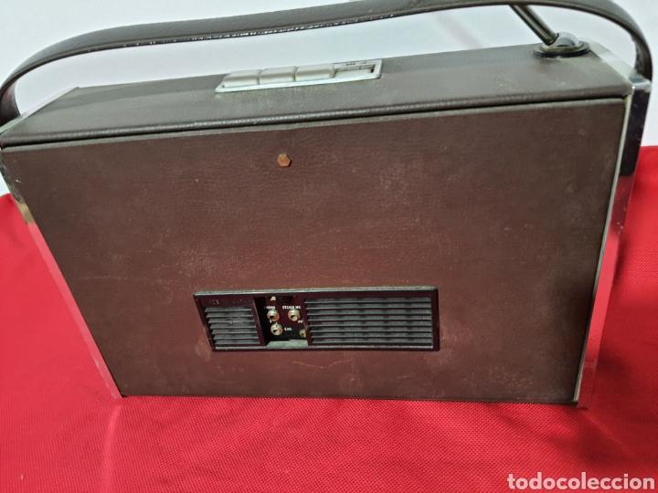 Radios antiguas: Radio transistor Hitachi . HI - phonic - Foto 4 - 260812665