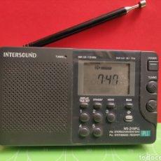 Radios antiguas: RADIO MULTIBANDA .FUNCINA. Lote 261622945