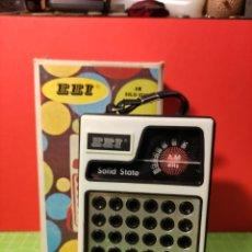 Radios antiguas: RADIO TRANSISTOR. Lote 261624905