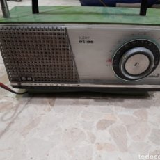 Radios antiguas: RADIO VANGUARDIA ATLAS. Lote 261999150