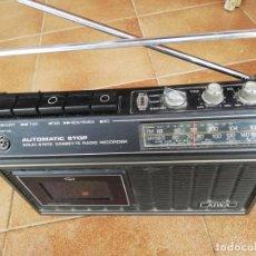 Radios antiguas: AIWA TPR-601. RDIO CASSETTE. RADIO RECORDER.. Lote 278547083